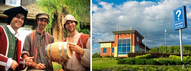 Maison Saint-Gabriel, Bureau d'information touristique de Rouyn-Noranda