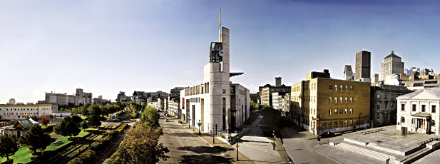 Pointe-à-Callière, Cité d'archéologie et d'histoire de Montréal, crédit : Caroline Bergeron