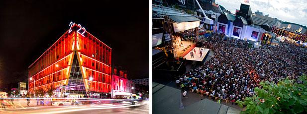 La Vitrine culturelle de Montréal, Festival International de Jazz de Montréal