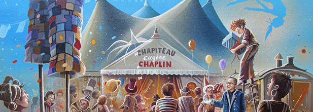 Chapiteau Eugène Chaplin