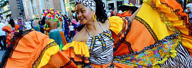 Mondial des cultures de Drummondville