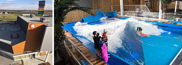 Oasis Surf, crédit photo Yann Roy