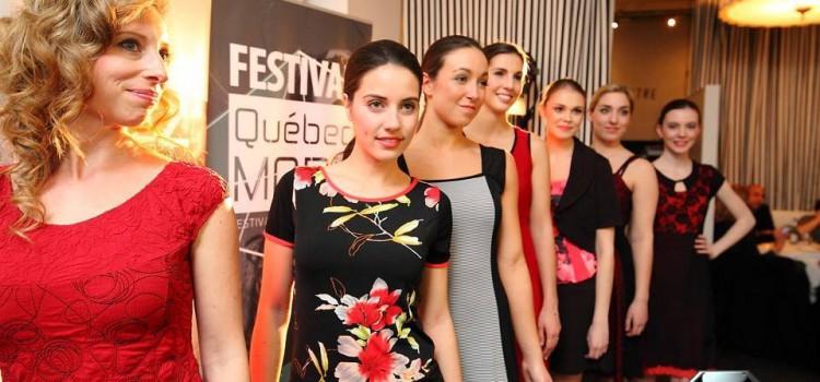 Défilé Festival Québec Mode