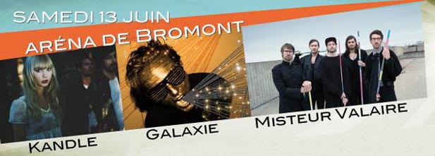 50e anniversaire de la Ville de Bromont