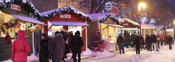 Marché de Noël de L'Assomption, crédit photo: Arsenio Coroa