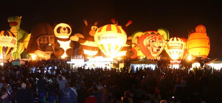 Festival de montgolfières de Gatineau, Outaouais